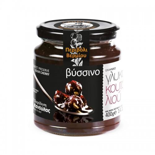 Sweet Preserve Sour Cherry 400g